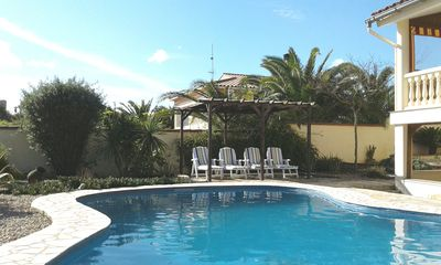 Photo for Rural villa with private pool in Ontinyent, near to Costa del Azahar / Valencia