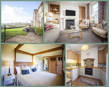 Photo for Country Cottage with Stunning views, Nr Bath (BBC)