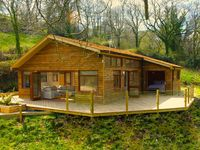 Gorgeous holiday lodge in fantastic location