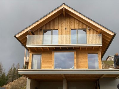 Photo for Chalet Luna - modern but cozy cozy chalet close to the slopes