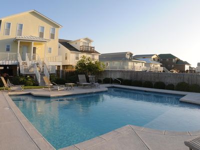Photo for 3 Bedroom/3 Bath With Gorgeous Pool Steps Away From Beach