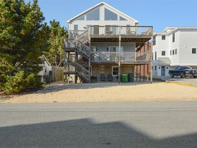 Photo for LINENS & DAILY Activities INCLUDED*!. OCEANBLOCK/OCEAN VIEWS/& PET FRIENDLY! DEWEY BEACH Bring your favorite dog and enjoy this 5 bedroom plus den 2.5 bath house