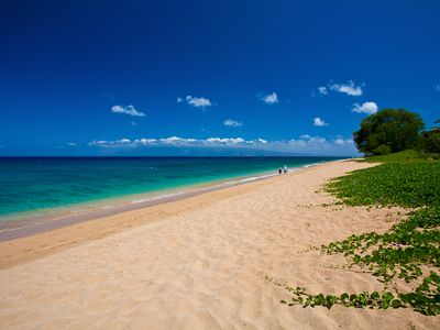 Photo for APRIL SAVINGS:VACATION IN YOUR OWN PRIVATE MAUI PARADISE! SEA SHELLS BEACHFRONT HOME KA`ANAPALI!