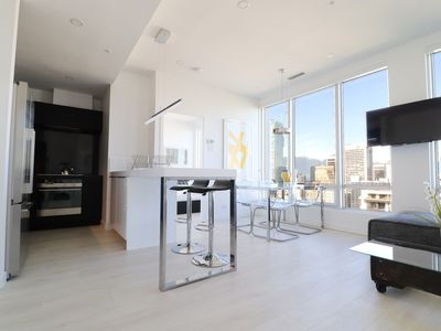 Photo for Luxurious 2 BR in ♥ of Downtown w/ Stunning Views