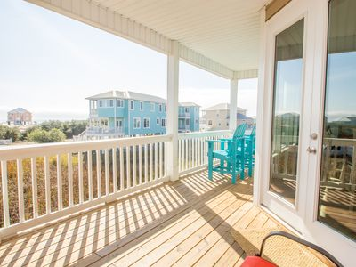 Photo for 4BR+Bunks w/ Beach View, Pools, Tennis