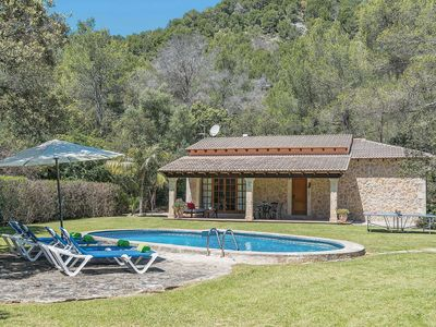 Photo for Embedded in nature and with pool - Villa Garrigo