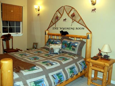 Photo for Rent The Wyoming Room at The Winchester House