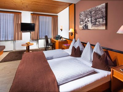 Photo for Superior Double Room, Shower, Toilet, Non Smoking - Auwirt, Hotel Apartment