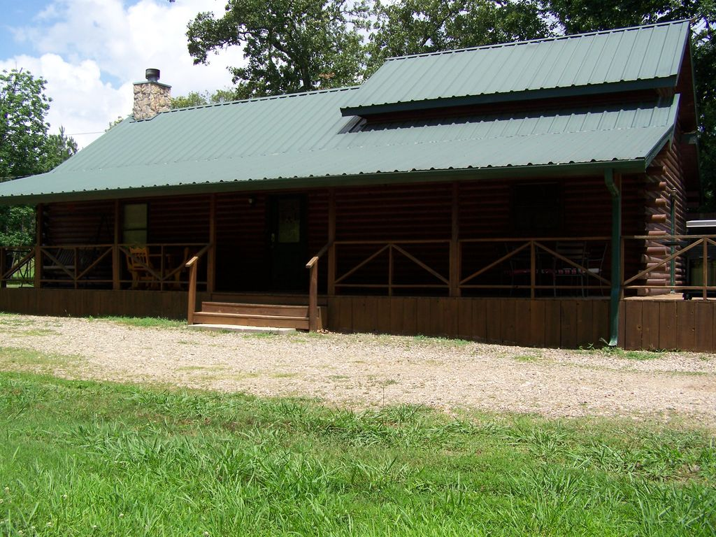Property Image#12 Log Cabin Near Broken Bow Lake And Beavers Bend Park.  Sleeps