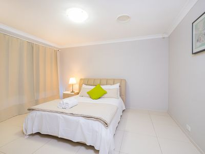 Photo for Bankstown House Queen Bedroom No.1
