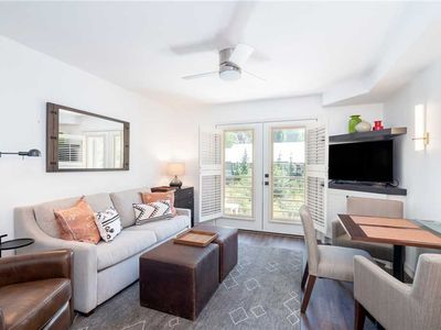 Photo for Flexible Summer Policies - Brand-New Remodeled 1-Bedroom Condo Overlooking River