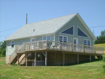 Photo for Stanley River Chalet 2 - Pei Chalet Rental
