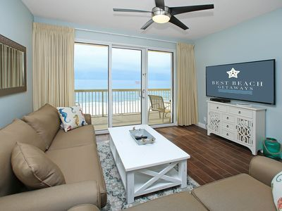 Photo for UNIT 505E! OPEN 6/8-15 NOW ONLY $1681 TOTAL! WALK TO PIER PARK!BCH SRVC INCL!