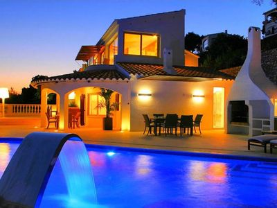 Photo for One of our star properties, Casa Pinar can be defined as perfection, encircled by gorgeous gardens,