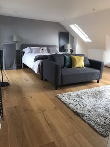 Photo for Amazing large quiet house, 10 mins central London.