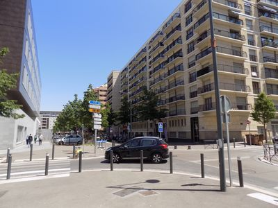 Photo for Luxury T3 apartment Marseille - Euromed area