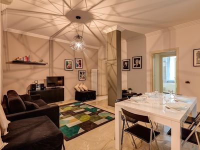 Photo for Apartment in the center of Rome with Lift, Internet, Washing machine, Air conditioning (365842)