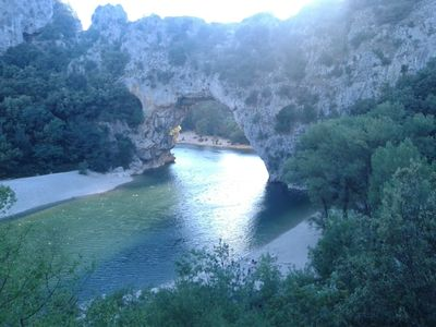 Photo for Lodging the 40m2 pine forest nine in southern Ardèche