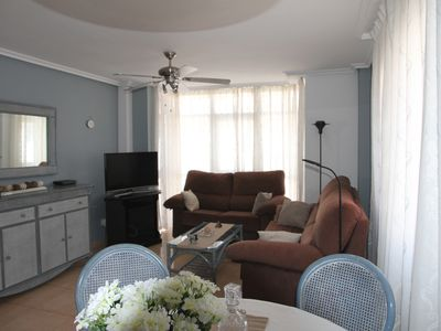 Photo for Apartment Altea New for rent ... 50 meters from the sea & center