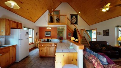 Photo for Cabin in the Woods Mountain Retreat