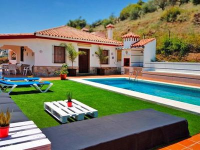 Photo for holiday home, Guaro  in Costa del Sol - 7 persons, 4 bedrooms