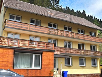 Photo for Quiet apartment in Wildemann in the Upper Harz with balcony