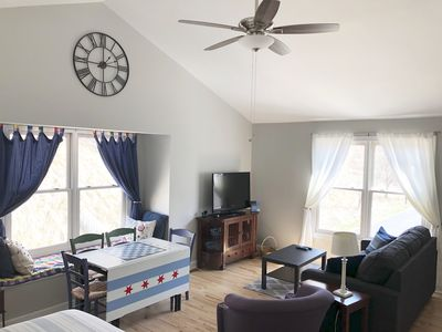 Photo for 1BR Studio Vacation Rental in Michigan City, Indiana