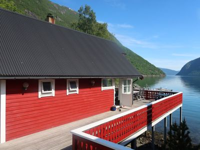 Photo for Vacation home Njord (FJS603) in Arnafjord - 6 persons, 3 bedrooms