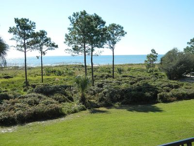 Ocean Front Condo with a Heated Pool-South Forest Beach