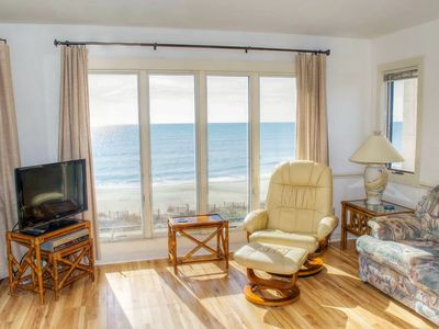 Photo for Maritime West A-21: 3  BR, 3  BA Condominium in Pine Knoll Shores, Sleeps 8