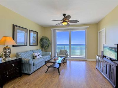 Photo for Splash 106E - Gulf Front, Community Pool, Kids Waterpark, Lazy River, Game Room!