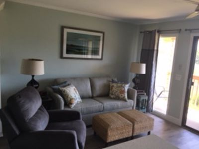 Photo for Ocean front Remodeled, OPEN July 27-30 due to Cancellation.