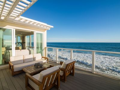 Photo for Immaculate Beachfront Retreat