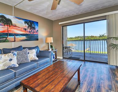 Photo for SUMMER SPECIALS 2019 - Beautiful Intercoastal rental at the Bayshores !! FREE Wi-Fi & HD Cable!!