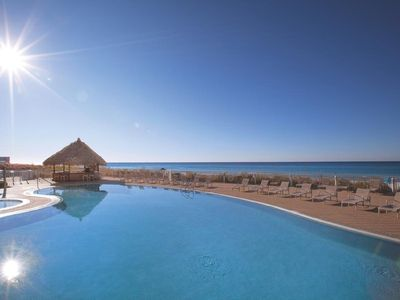 Photo for Emerald Beach Resort Great Gulf Front Views