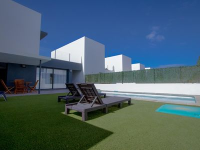 Photo for Two bedroom villa with private pool