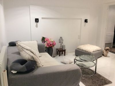 Photo for Atypical, comfortable apartment in the center of Dinan