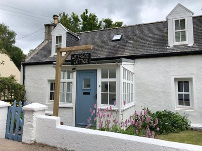 Photo for Charming Riverside Cottage in the heart of Speyside