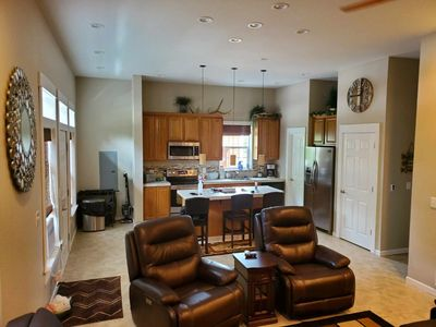 Photo for Vacation House Near Lake, Hiking Trails, Fishing and Much More.