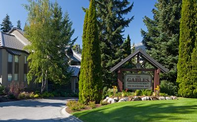 The Gables, Ski in - Ski out, Whistler Blackcomb