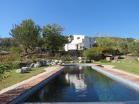 La Bolina is located in the country with an amazing view of the mountains, Frigiliana and the Sea