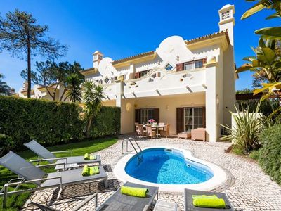 Photo for Quinta do Lago Villa, Sleeps 6 with Pool, Air Con and WiFi