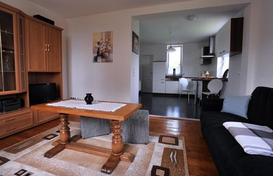 Photo for 1BR Apartment Vacation Rental in Sonneberg