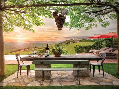 Photo for Cuvée Tuscan Farmhouse | Luxury Restored 16th-Century | Chianti Classico