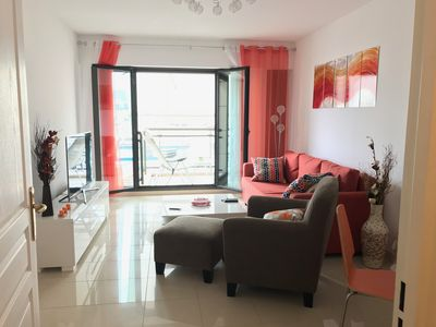 Photo for 5* SEAFRONT-GOLDEN SQUARE 3 rooms for 6