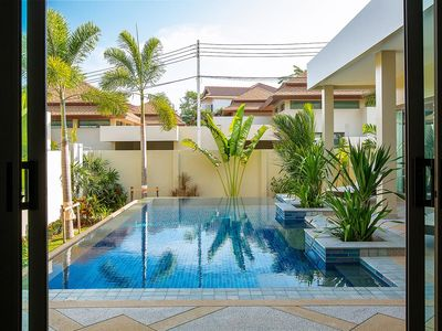 Photo for VILLA RIAU - a family paradise with private pool..!!