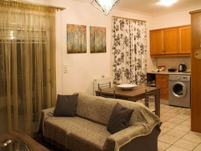 Photo for Lovely flat with big terrace & panoramic view