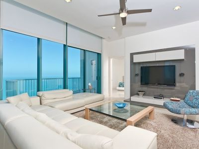 Photo for Sapphire Penthouse in the Sky!! Sleeps 10