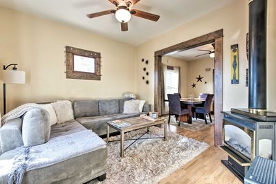 Discover Denver the right way - from this incredible vacation rental home!