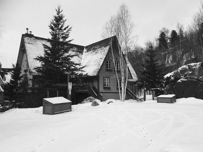 Photo for Mont Tremblant Resort- Le Plateau 2 bedroom Ski-in/Ski-out Condo